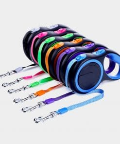 Retractable Cat Leash Colors