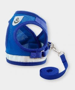 Katkin Reflective Harness Vest Blue