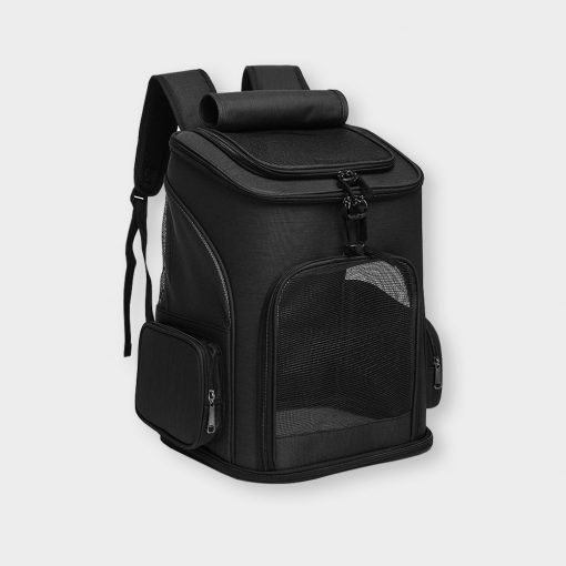 Cataro Cat Carrier Backpack Black