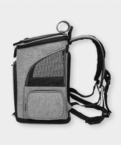 Cataro Cat Carrier Backpack Side View