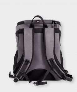 Vue arrière du sac à dos pour chat Tundra
