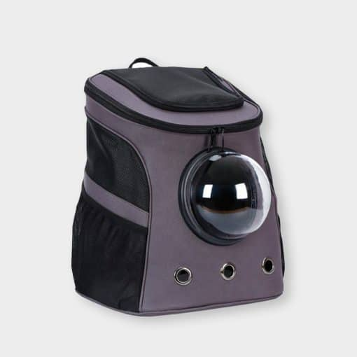 Tundra Cat Carrier Backpack With Bubble Window